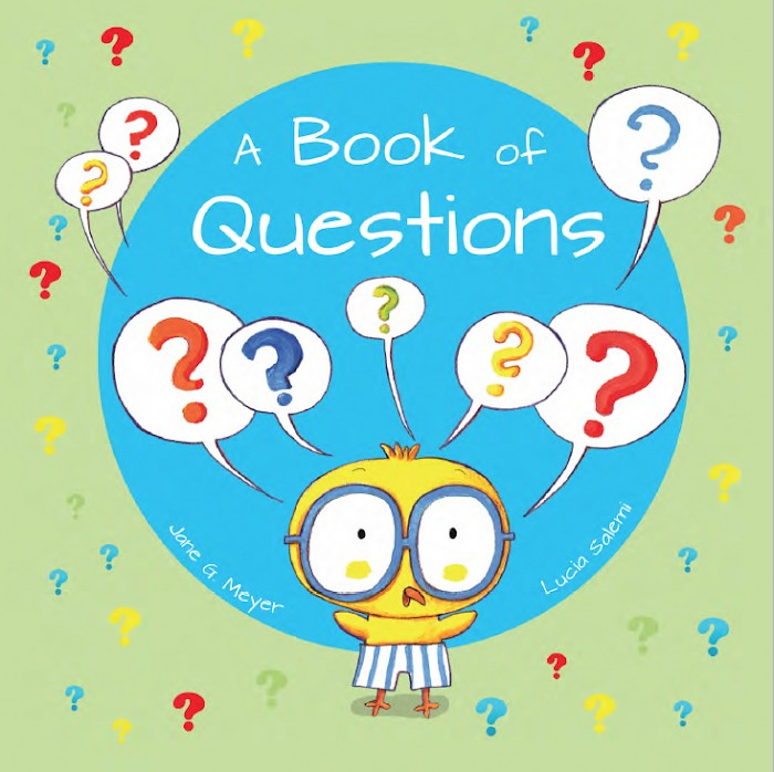 Cook Book Cover Questions : A book of questions